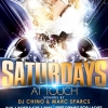 SATURDAYS @ TOUCH
